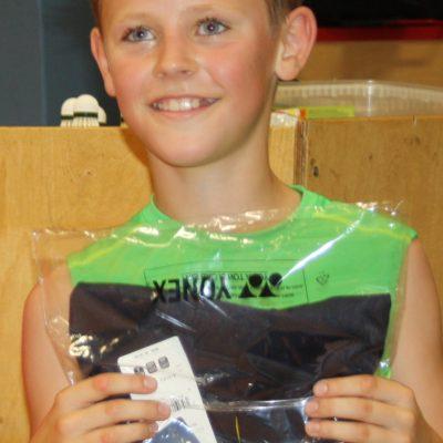 Havdrup's egen Jack Knagg vandt HS U11 D rækken